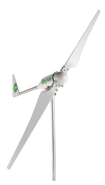 Двухлопастные ветряки