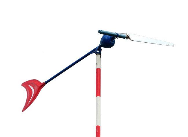 Ветрогенераторы однолопастные